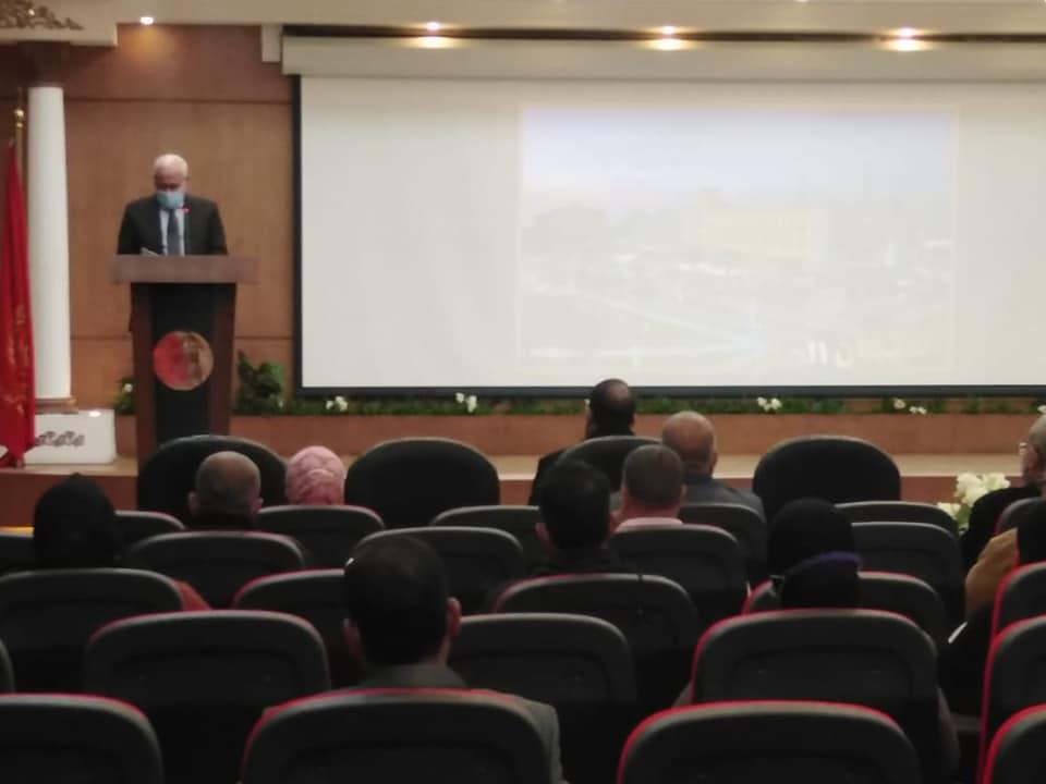 محافظ بورسعيد: المحافظة شهدت طفرة في التعليم وخاصة الفني