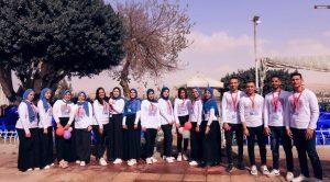 طيف أزرق.. مشروع تخرج إعلام المنيا لدمج مصابي التوحد في المجتمع