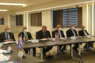 وزير التعليم العالي يشارك في الاجتماع الأول لمجلس مدينة العلوم والتكنولوجيا