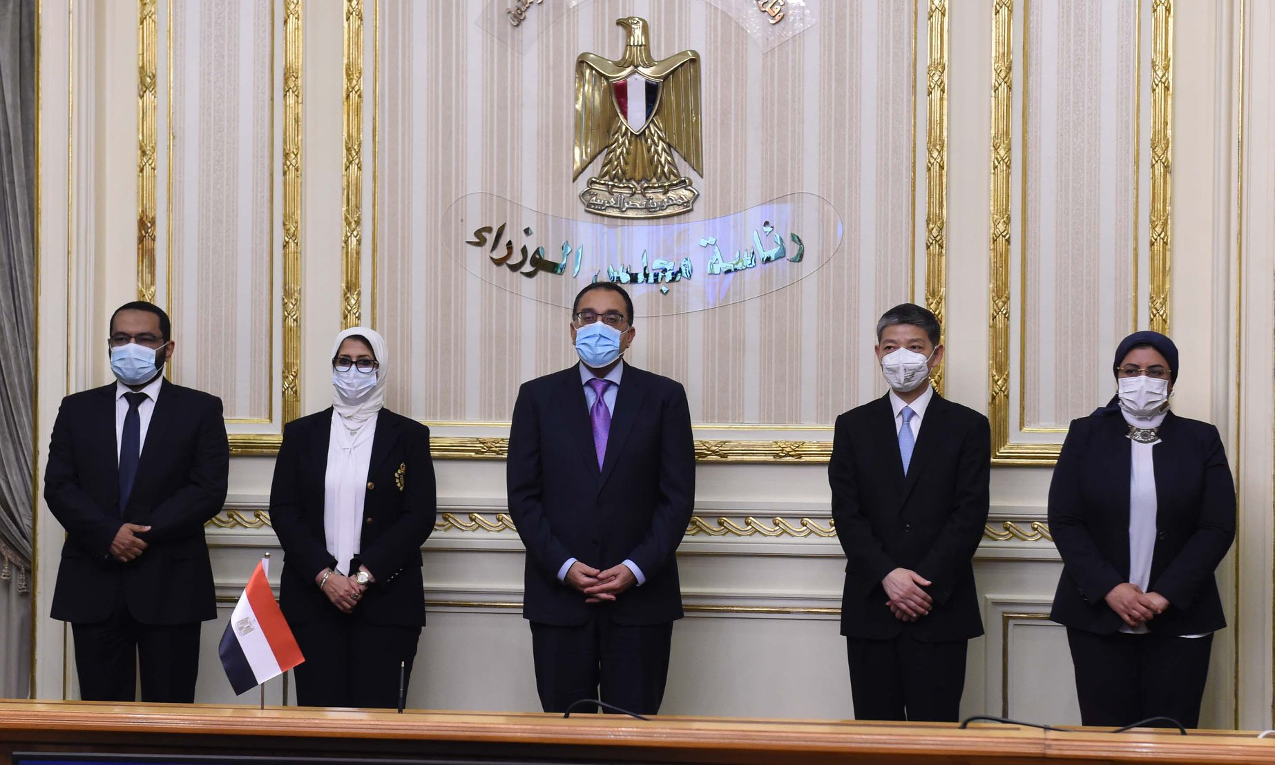 """هالة زايد: اتفاقية تصنيع لقاح كورونا تنص على منح """"سينوفاك"""" فاكسيرا المصرية ترخيصاً لاستخدام تكنولوجيا التصنيع"""