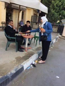 """""""قوتنا x حضارتنا"""".. مشروع تخرج طلاب إعلام القاهرة لتنشيط السياحة"""
