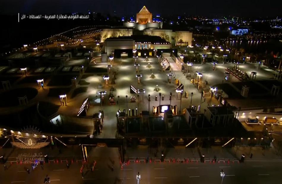 بعد موكب المومياوات الملكية.. 7 آلاف زائر يوميًا لمتحف الحضارة