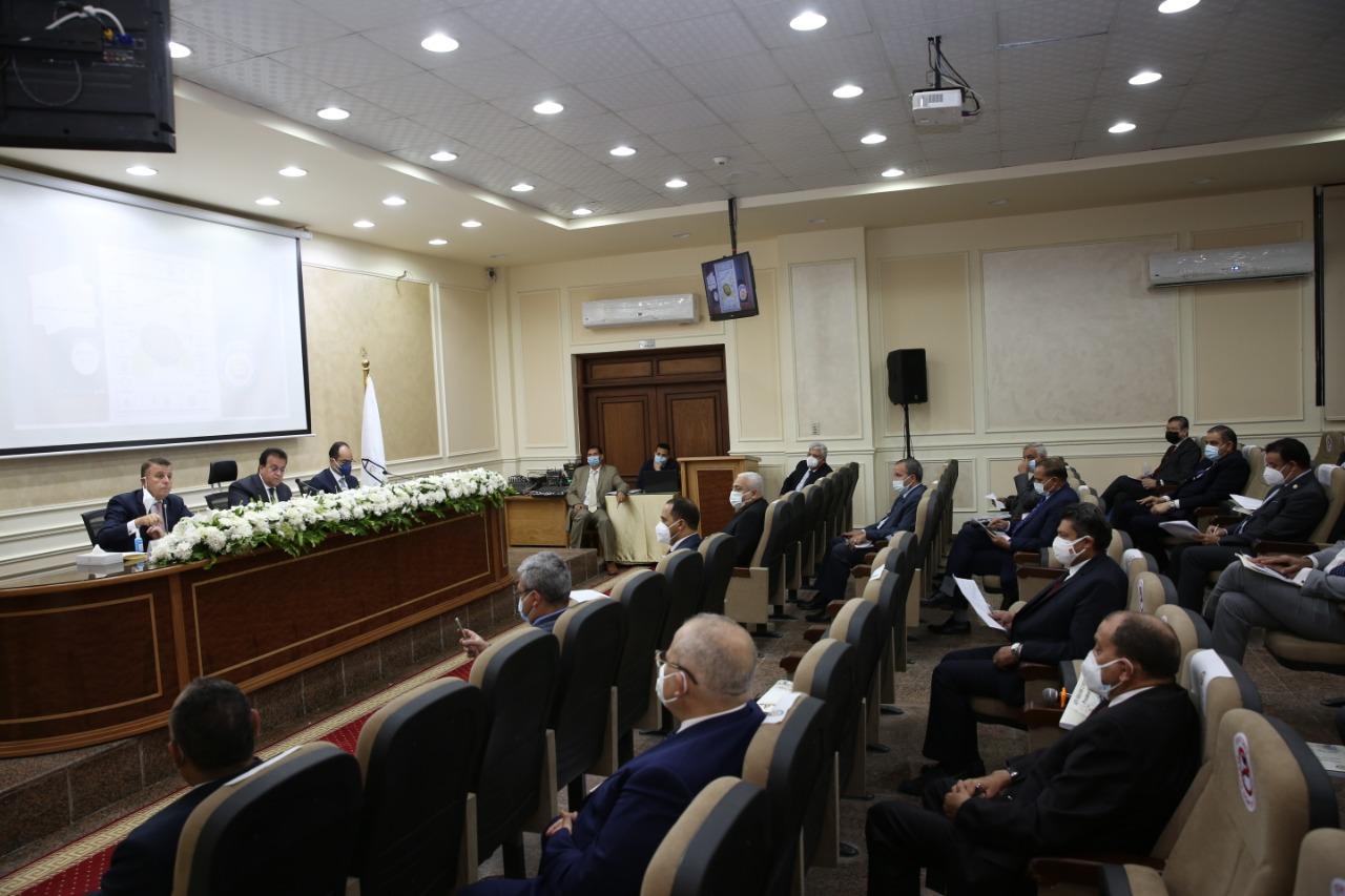 موعد إعلان القوائم النهائية للمرشحين لرئاسة 8 جامعات