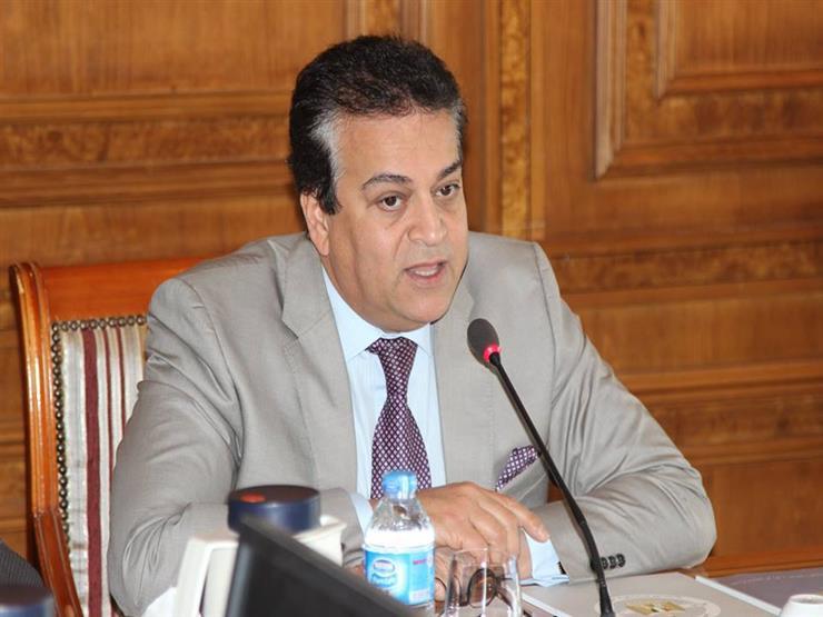 وزير التعليم العالي يتلقي تقريرا بشأن الدورة الـ41 للمجلس التنفيذى لمنظمة الإيسيسكو