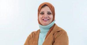د ايمان سلامة نائب مدير سوهاج الجامعى وعضو النقابة