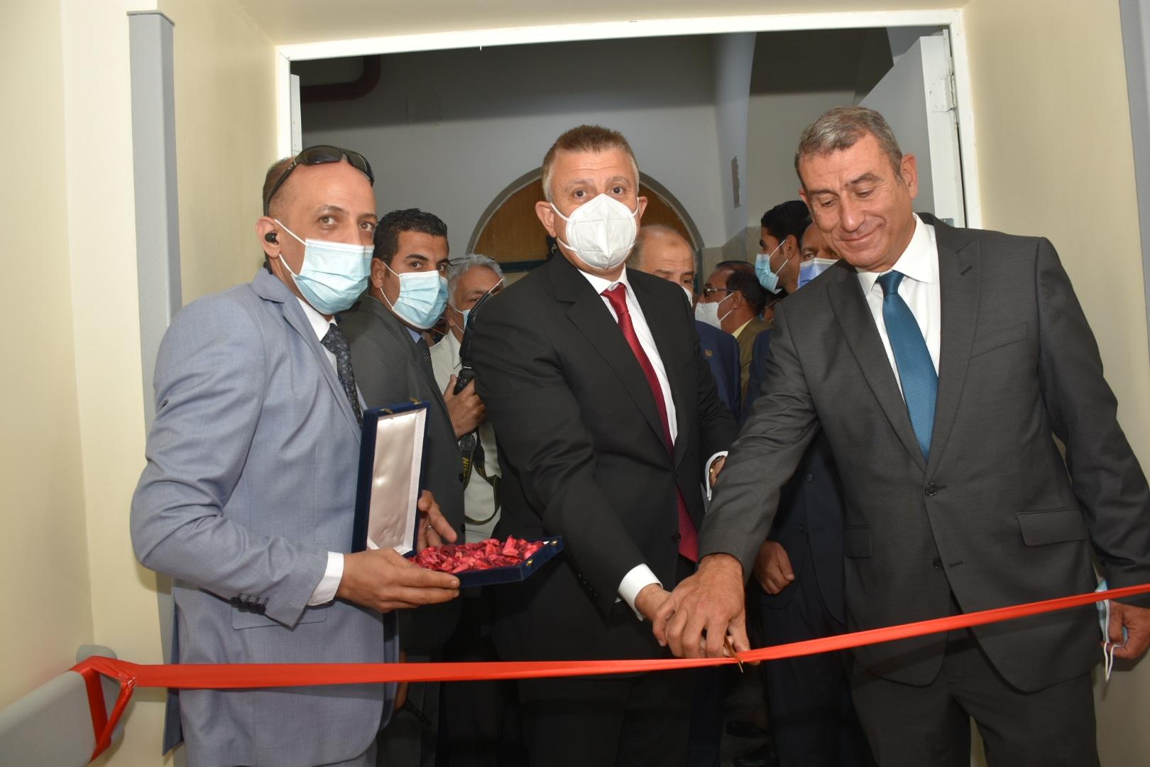 مدير مستشفيات جامعة عين شمس يكشف تفاصيل الافتتاحات الجديدة
