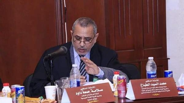 سلامة داوود رئيسًا لقطاع المعاهد الأزهرية