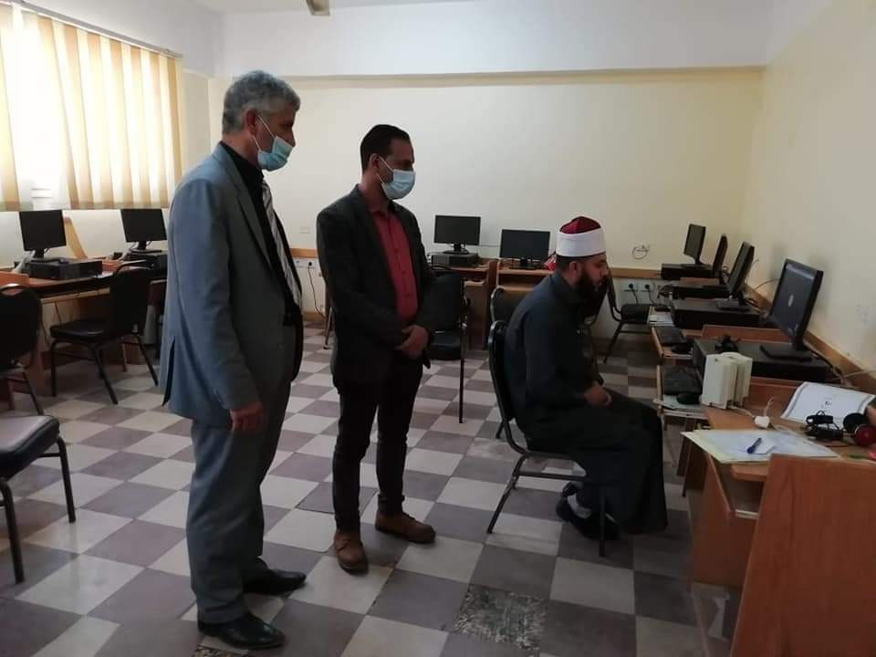 المنوفية الأزهرية تعقد اختبارات للمتقدمين للعمل بتحفيظ القرآن الكريم