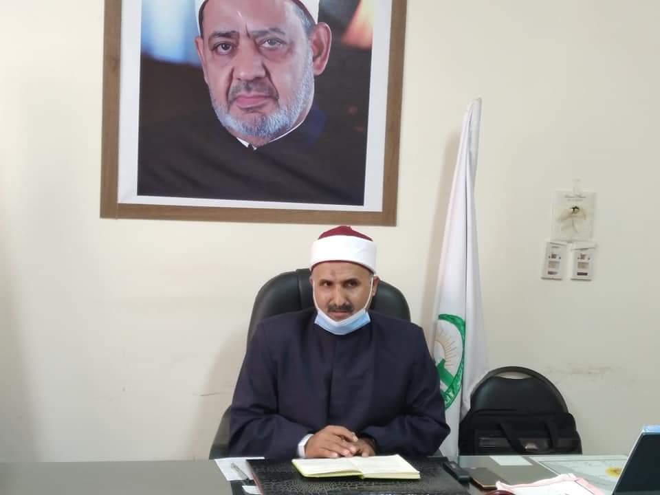 رئيس منطقة البحر الأحمر الأزهرية يعقد اجتماعا لبحث استعدادات امتحانات شهر إبريل