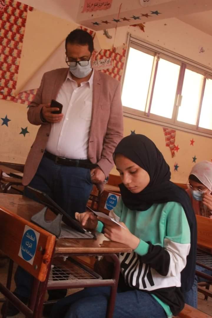 في ثاني أيام الامتحان التجريبي.. «تعليم الغربية»: لم نرصد شكاوي