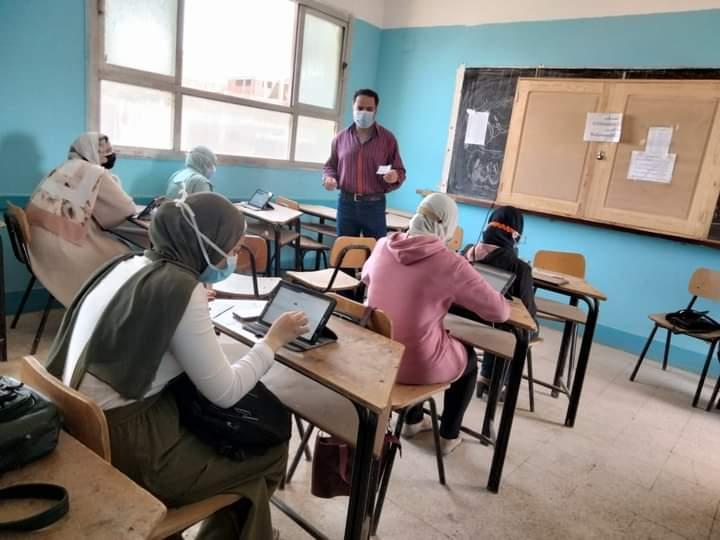 """تعليمات """"التعليم"""" لعقد الامتحان التقني لطلاب الثالث الثانوي غدًا"""
