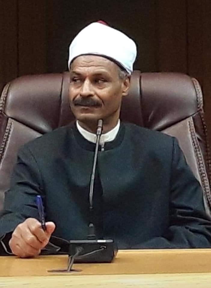رئيس منطقة الإسكندرية الأزهرية يلتقي رئيس جهاز مدينة برج العرب