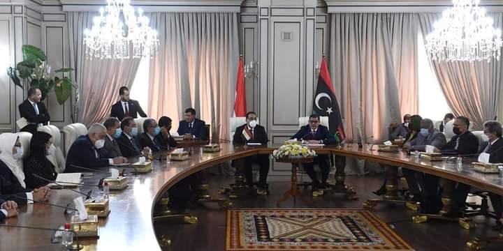 إعادة افتتاح المدرسة المصرية في ليبيا