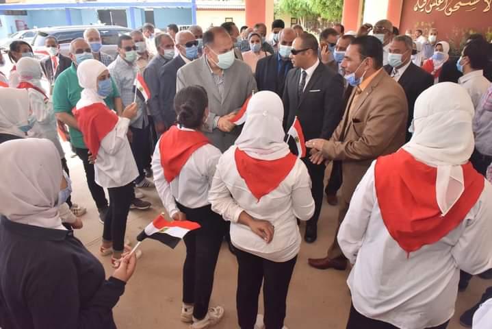 مصير امتحانات الشهادتين الإعدادية والثانوية العامة