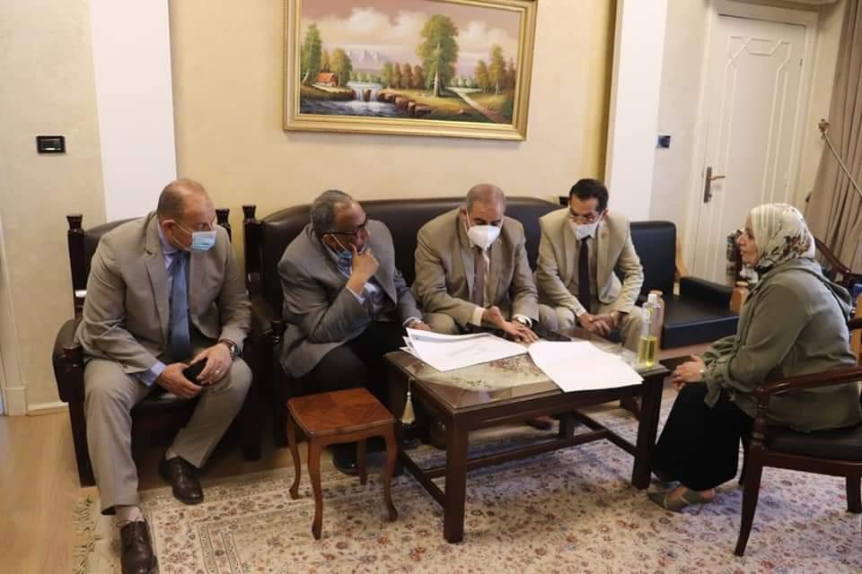رئيس جامعة الأزهر يشيد بأعمال التجديد في كلية الدراسات الإسلامية