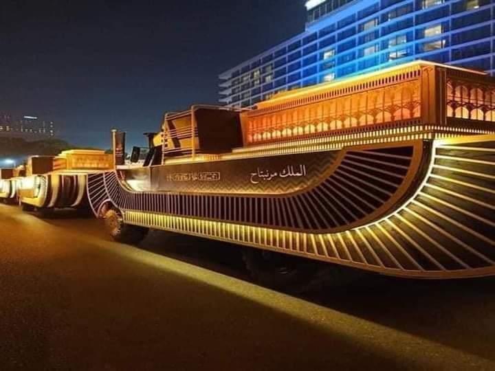 بالتزامن مع نقل المومياوات.. محافظ القاهرة يطلق مبادرة إعرف تاريخك