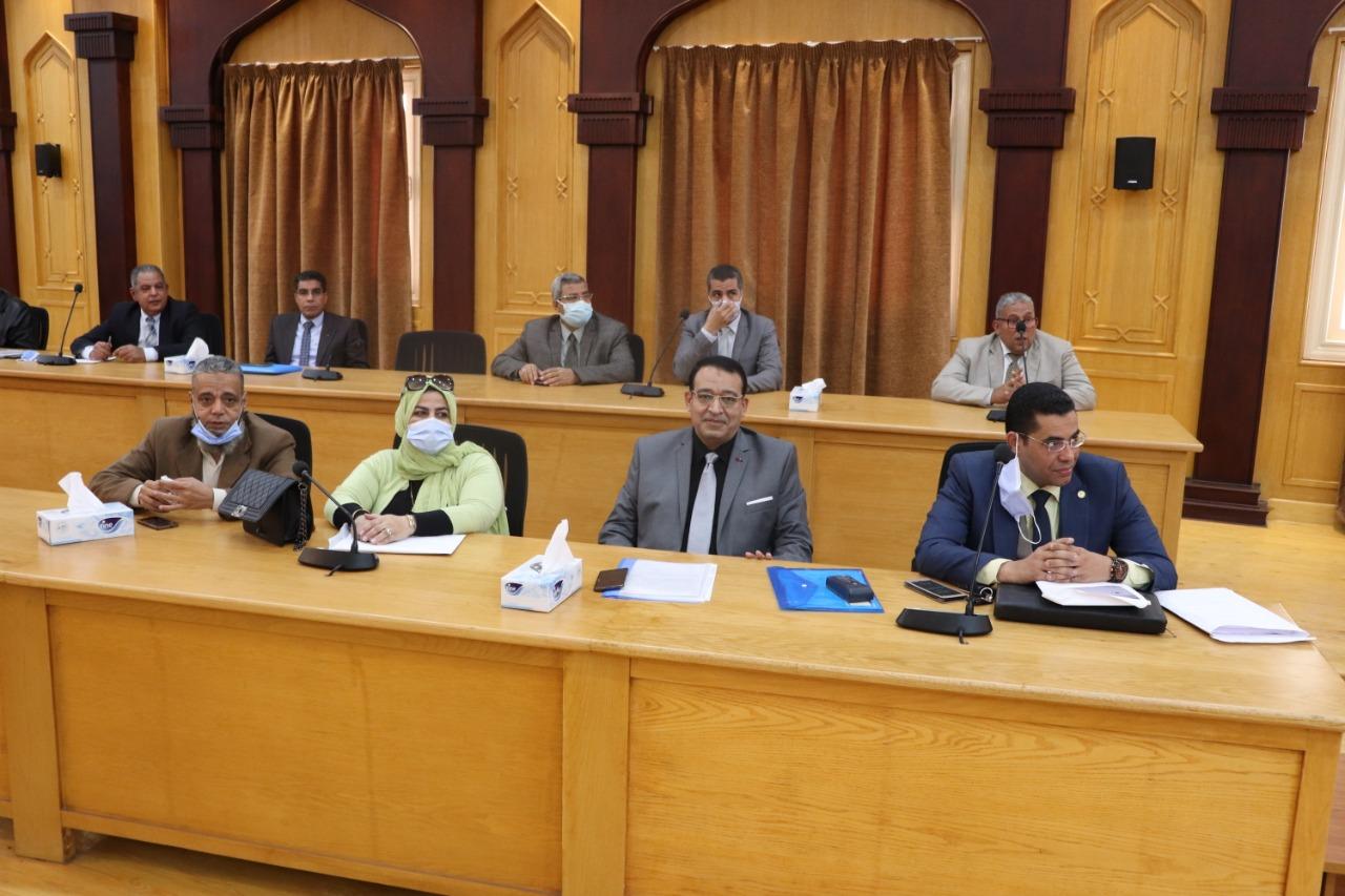 جامعة الأزهر توجه الشكر لوزارة التخطيط والتنمية الاقتصادية لدعمها منظومة التحول الرقمي وقطاع المستشفيات