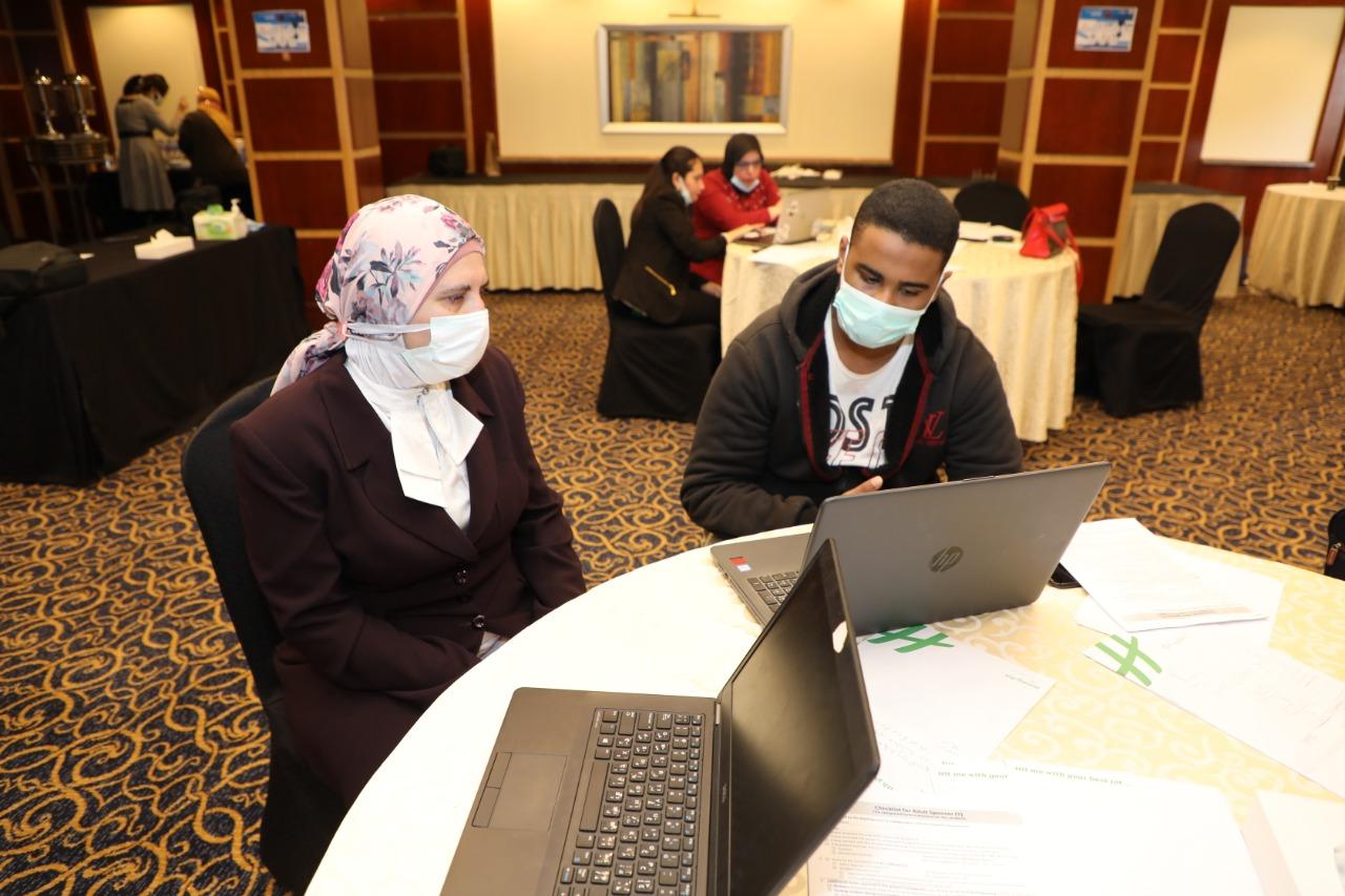 """انتهاء تصفيات مسابقة العلوم والهندسة """"ISEF"""" وتأهل الطلاب للمسابقة الدولية"""