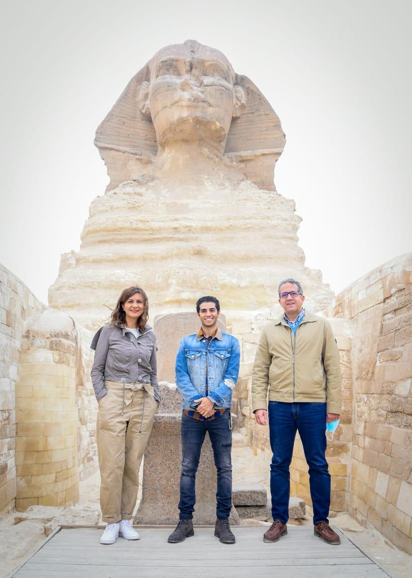 «اتكلم عربي» تحصد ملايين المشاهدات وتنشر عادات المصريين في رمضان