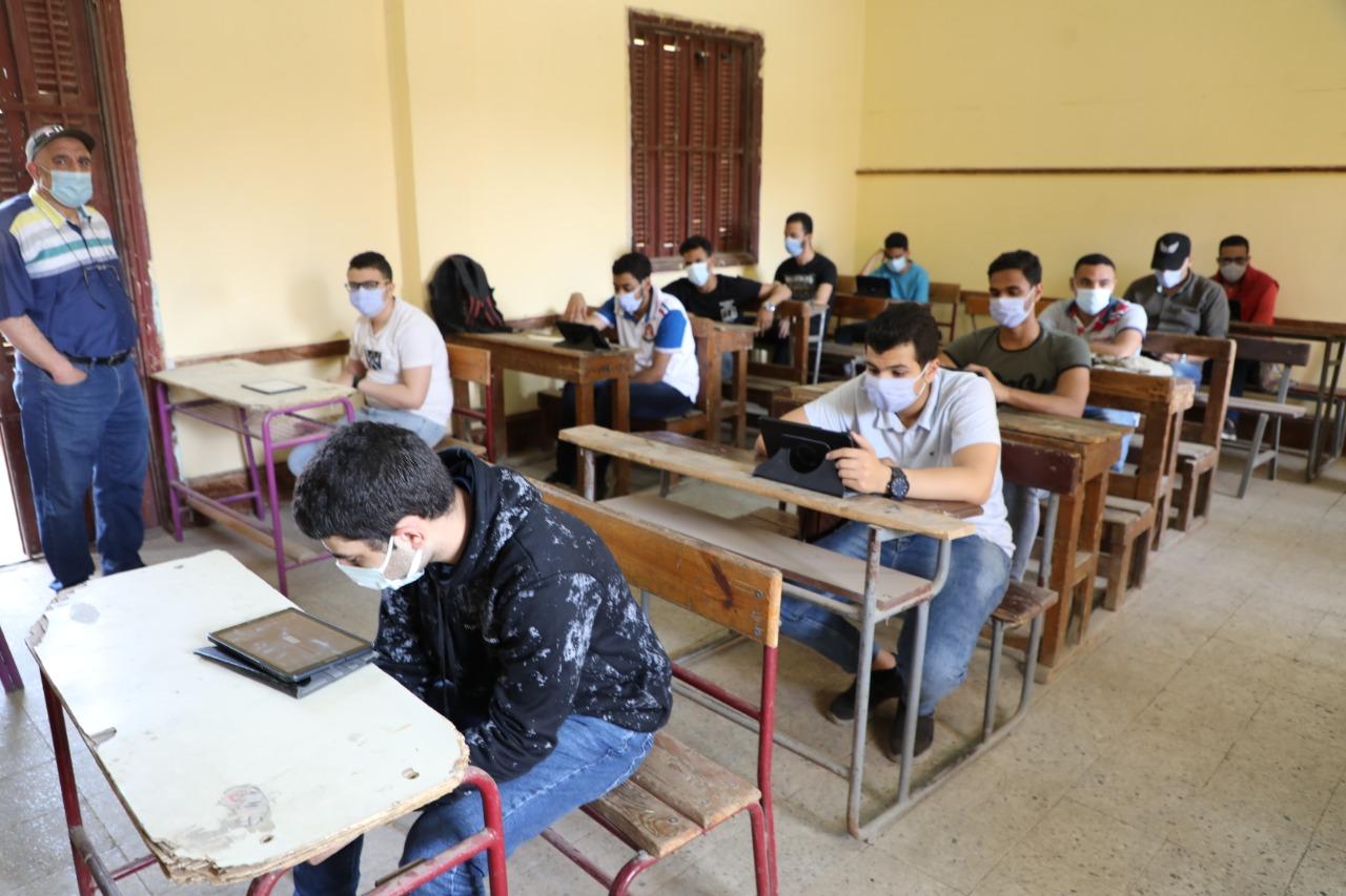طارق شوقي: امتحان مايو لطلاب الثانوية العامة بلا درجات