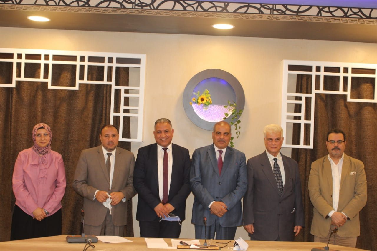 المحرصاوي يتابع ملف التحول الرقمي بالتعاون مع منظمة خريجي الأزهر