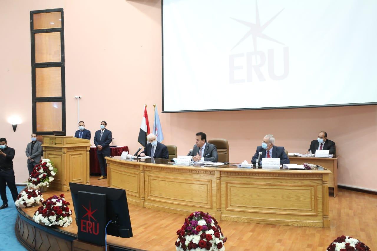 موعد إجراء اختبارات القبول للالتحاق بالجامعات الخاصة العام الدراسي الجديد