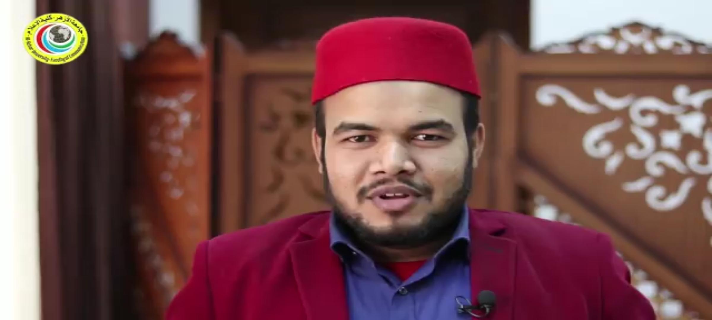 الوافدين بالأزهر يعبرون عن انتمائهم في ذكرى افتتاح الجامع الأزهر