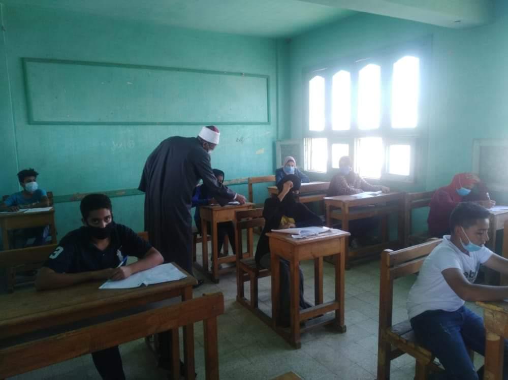 أزهر جنوب سيناء.. انتهاء الامتحانات دون رصد شكاوى