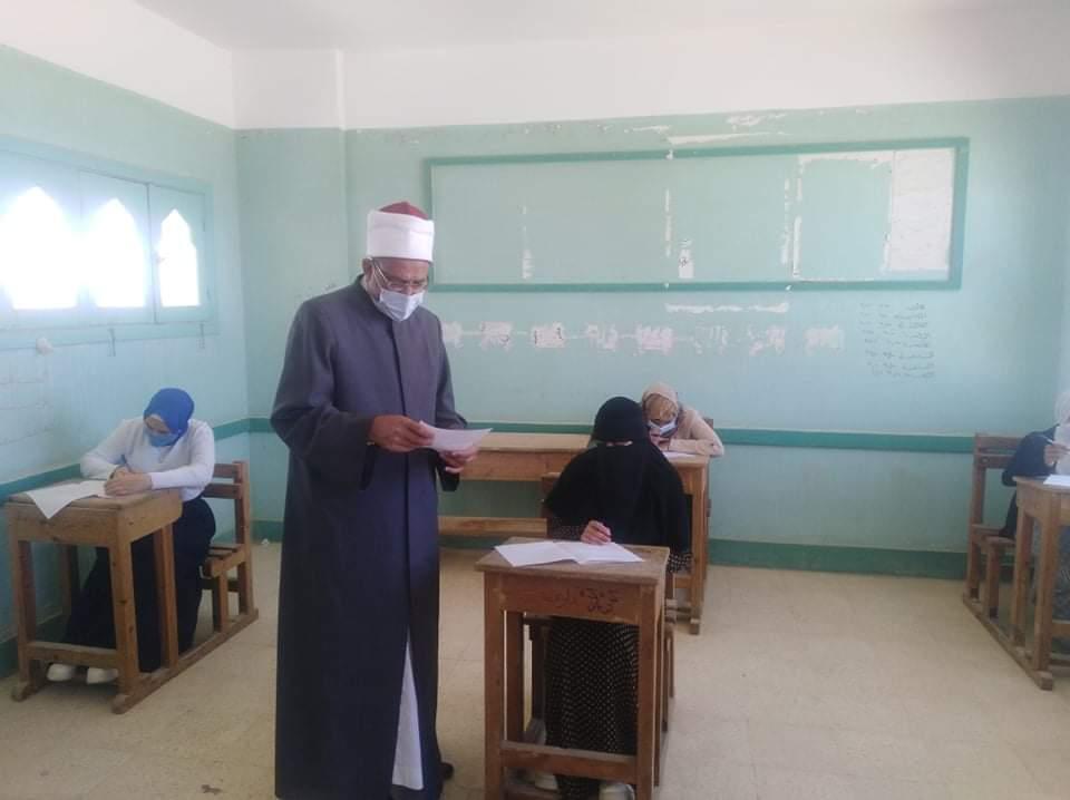 أزهر جنوب سيناء.. انتهاء الامتحانات وسط إجراءات احترازية مشددة دون رصد شكاوى