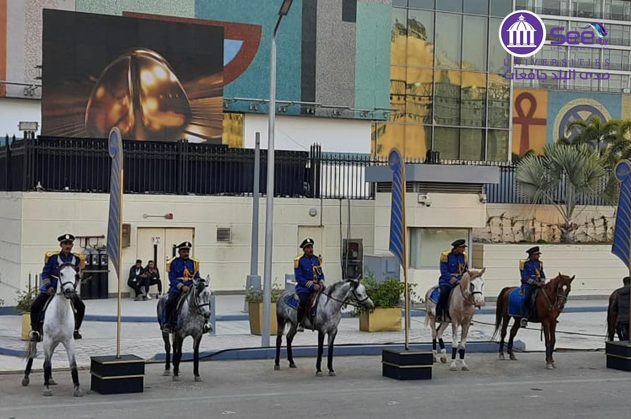 """الحدث الذي طال انتظاره """"موكب نقل المومياوات الملكية"""" من المتحف المصري إلى المتحف القومي للحضارة المصرية"""