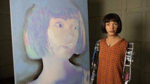 """""""آيدا"""".. قصة أول روبوت فنانة في العالم"""