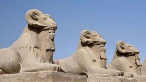 كل ما تريد معرفته عن مشروع تطوير طريق الكباش الفرعوني