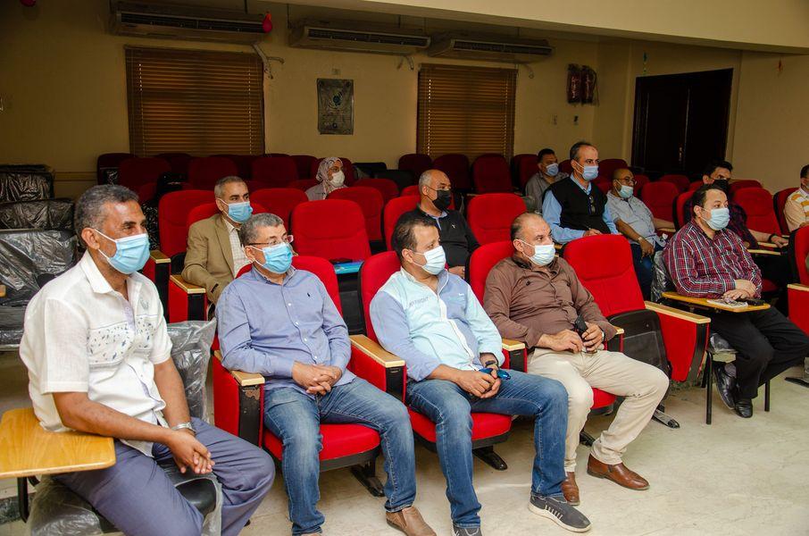 نبوي باهي: تعليم بورسعيد جاهزة لإجراء امتحانات نهاية العام الدراسي