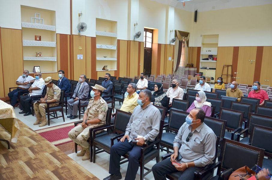 باهي: مدارس التأسيس العسكري نواة لإعداد الطالب السوي سلوكيا ودراسيا