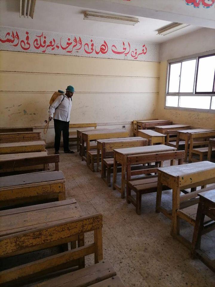الدقهلية: 624 لجنة لاستقبال 109 ألف طالب بامتحانات الشهادة الإعدادية وزائرة صحية باللجان