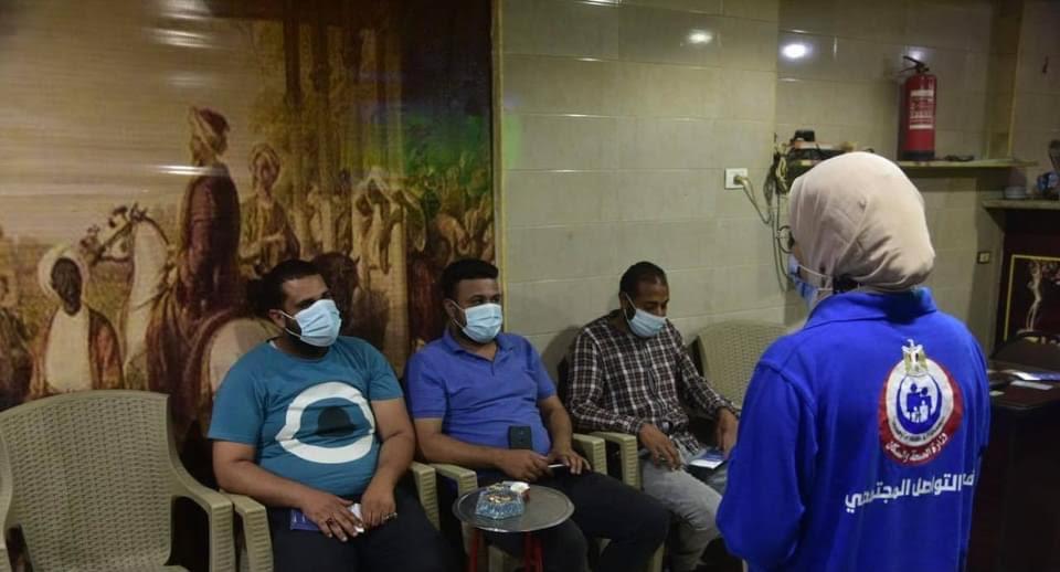 وزيرة الصحة: 22 ألفًا و376 تلقوا لقاح فيروس كورونا بمحافظة أسيوط