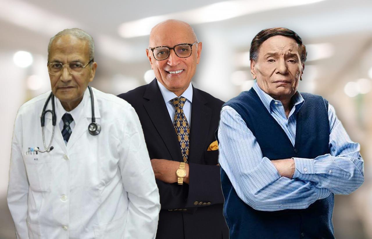 المبدعون الثلاثة .. عالمان وفنان