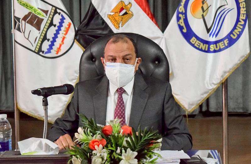 تشكيل مجلس أمناء للجامعة الأهلية ببني سويف