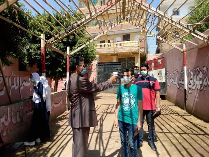 وزير التعليم: 2300 مدرسة حكومية مجهزة كلجان لامتحانات الثانوية العامة