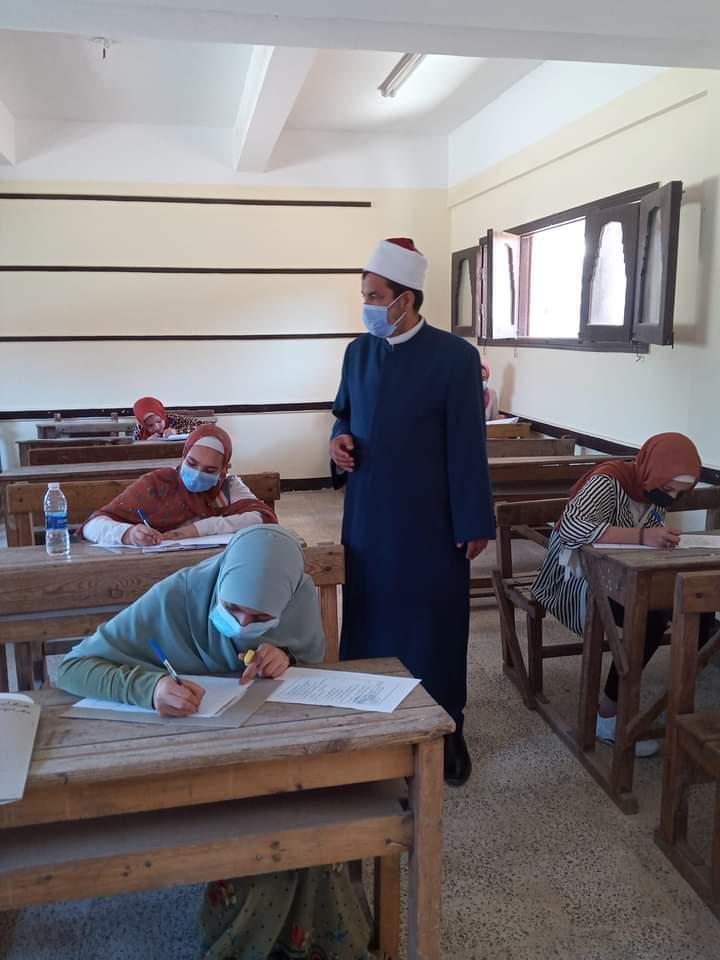 الشرقية الأزهرية : اختتام امتحانات القراءات لمراحل النقل والشهادات