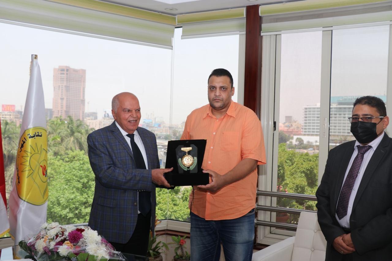 """""""المهن التعليمية"""" تشيد بالجهود المصرية لوقف إطلاق النار في غزة"""