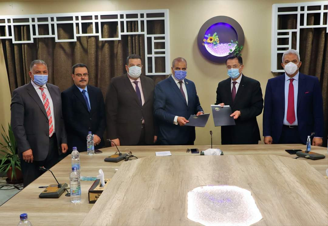توقيع بروتوكول تعاون بين جامعة الأزهر ومؤسسة دار التحرير للطبع والنشر