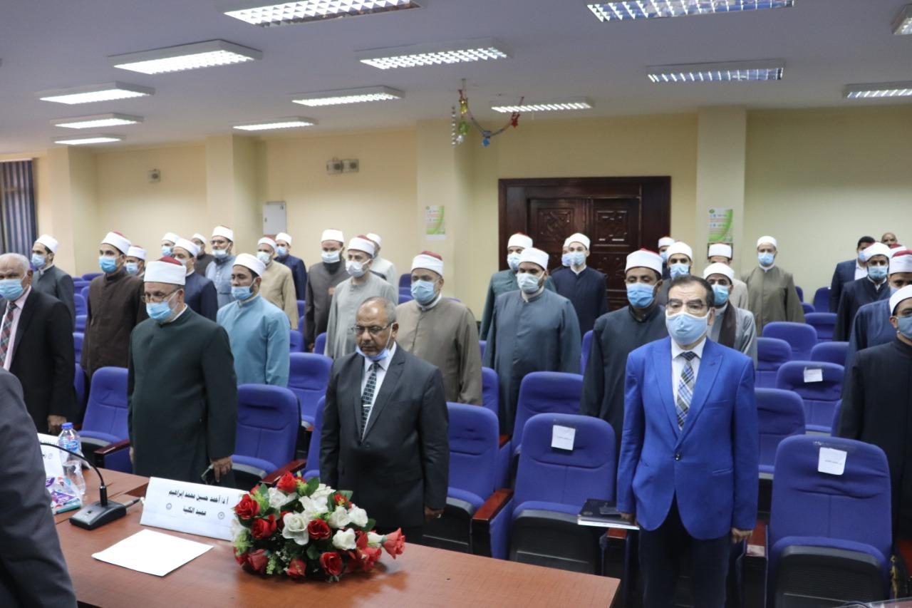 رئيس جامعة الأزهر يطالب أئمة وزارة الأوقاف بالتصدي للشائعات