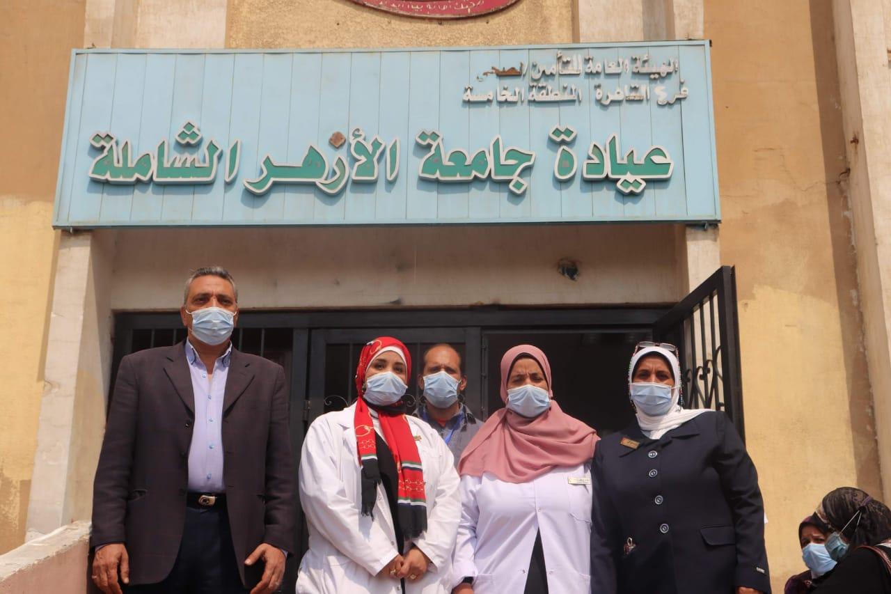 ندوات توعية بعيادات جامعة الأزهر للمرضي خلال فترات الانتظار