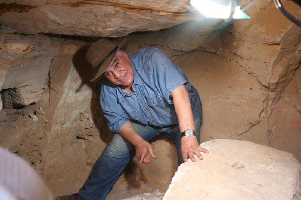 الدكتور زاهي حواس عالم الآثار المصرية