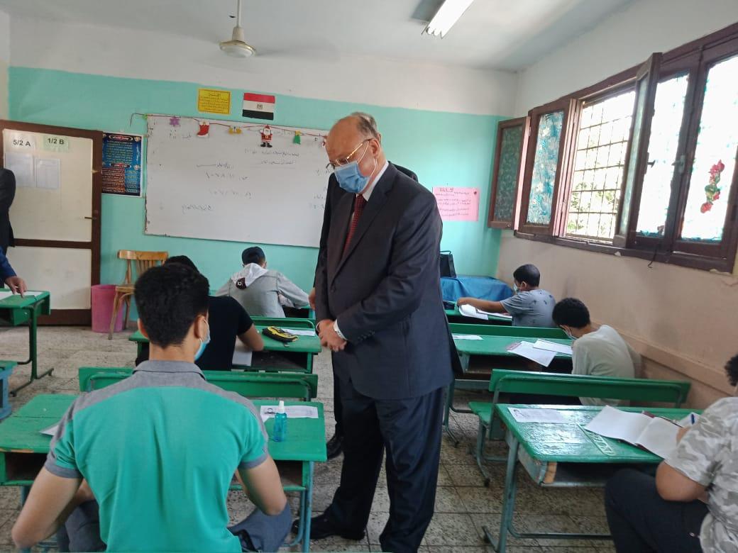 """""""التعليم"""" تعلن موعد بث مراجعة مادة الرياضيات لطلاب الشهادة الإعدادية"""