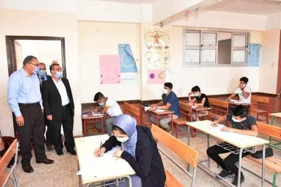 تعليم المنوفية: الانتهاء من تصحيح أوراق امتحانات الإعدادية ونسبة النجاح تجاوزت الـ90%