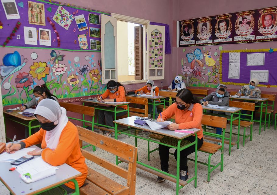 بنسبة نجاح 82.1 ٪ .. محافظ شمال سيناء يعتمد نتيجة الشهادة الإعدادية