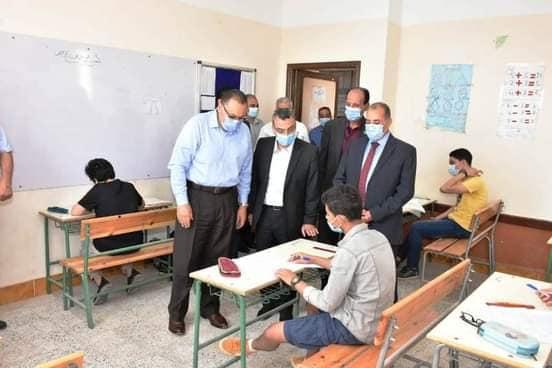 أمهات مصر: امتحان الإعدادية يسعد طلاب في محافظات وغضبهم في أخرى