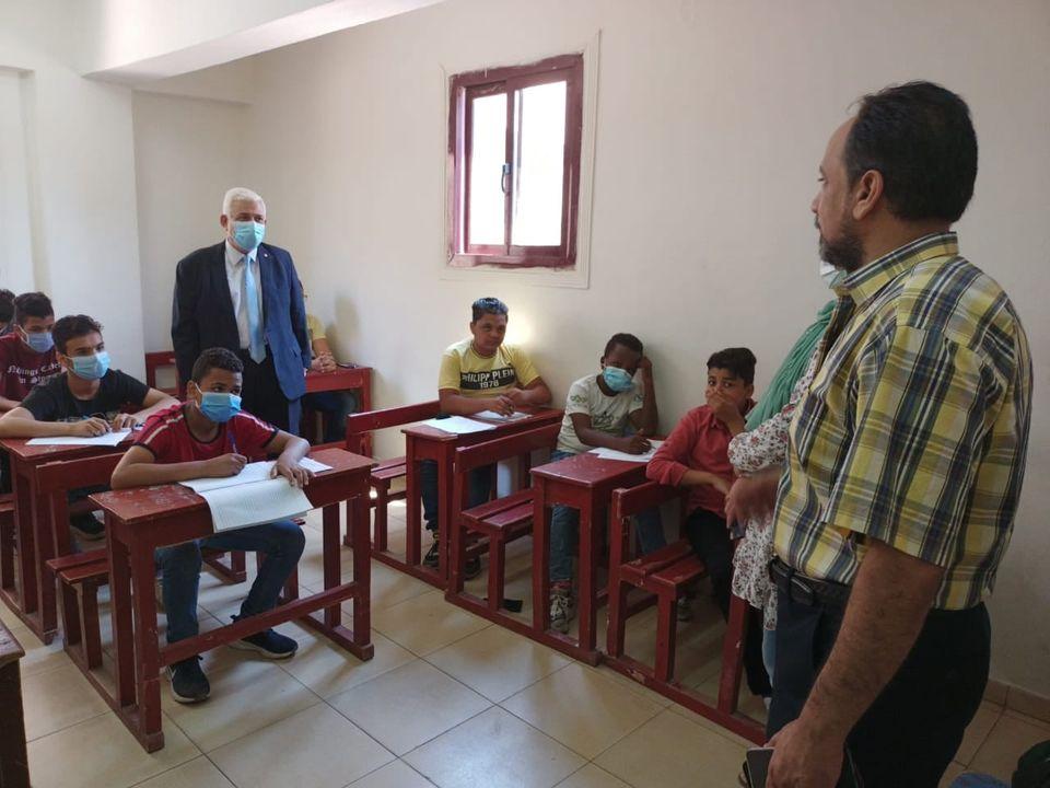 أمهات مصر: إمتحانات الإعدادية بالمحافظات أسعدت الطلاب.. وصعوبة في المنوفية والشرقية